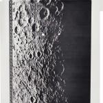 Daniel Blau, NASA. Orbiter 5, Lunar Surface, Aug. 6, 1967