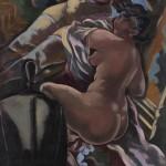 Galerie Michael Haas, George Grosz, Zwei Frauen, 1929
