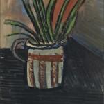 Galerie Michael Haas, Pablo Picasso, Bouquet dans un vase, 1907