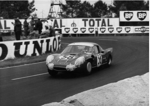 1966, Alpine A210, Ex Le Mans 1966 et 1967, chassis 1720 (estimation : 300 000 – 500 000 € / 335 000 – 558 000 $)