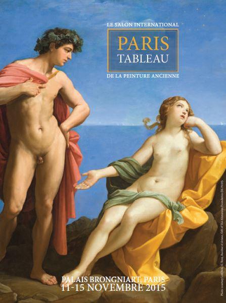 Le novità della quinta edizione di Paris Tableau  2015