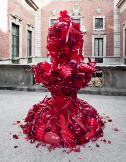 Fernando (born in 1961) and Humberto (born in 1953) Campana Rivivo Fountain Unique piece Creation date: 2011 €100,000-150,000