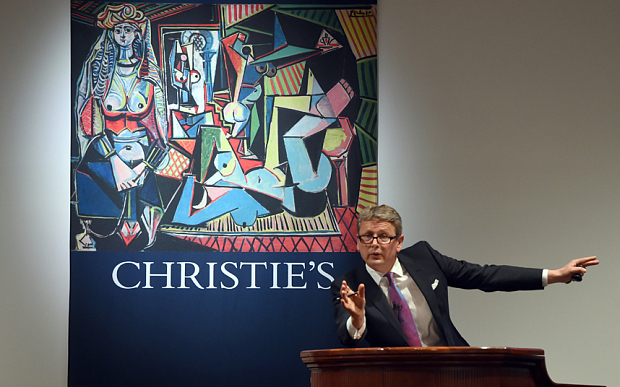 Christie's record 2015 - ArtsLife