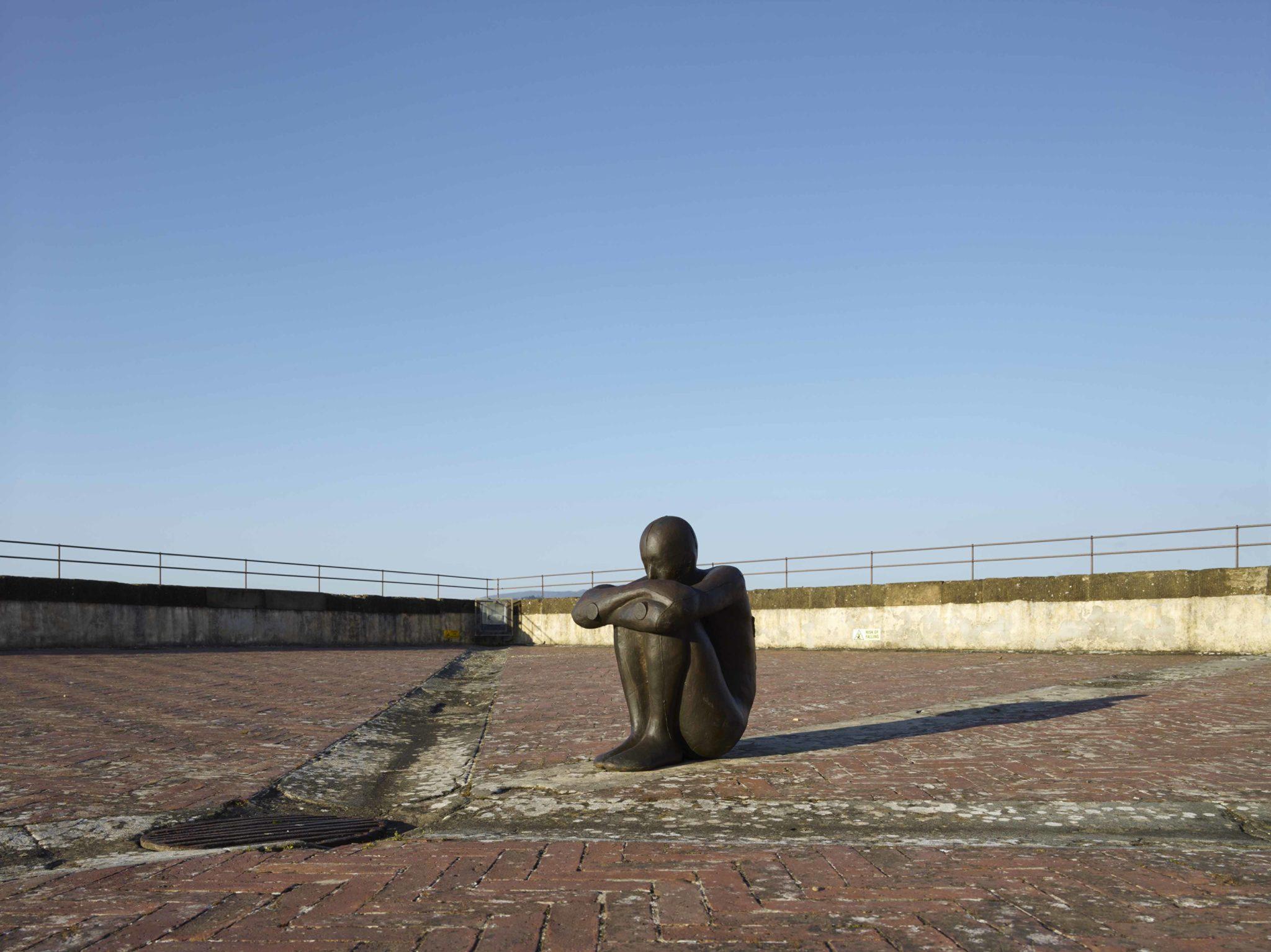 Antony Gormley a Firenze: oltre 75mila visitatori in due mesi