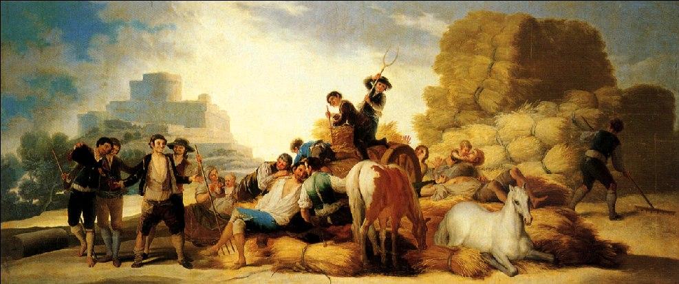 Goya. La era