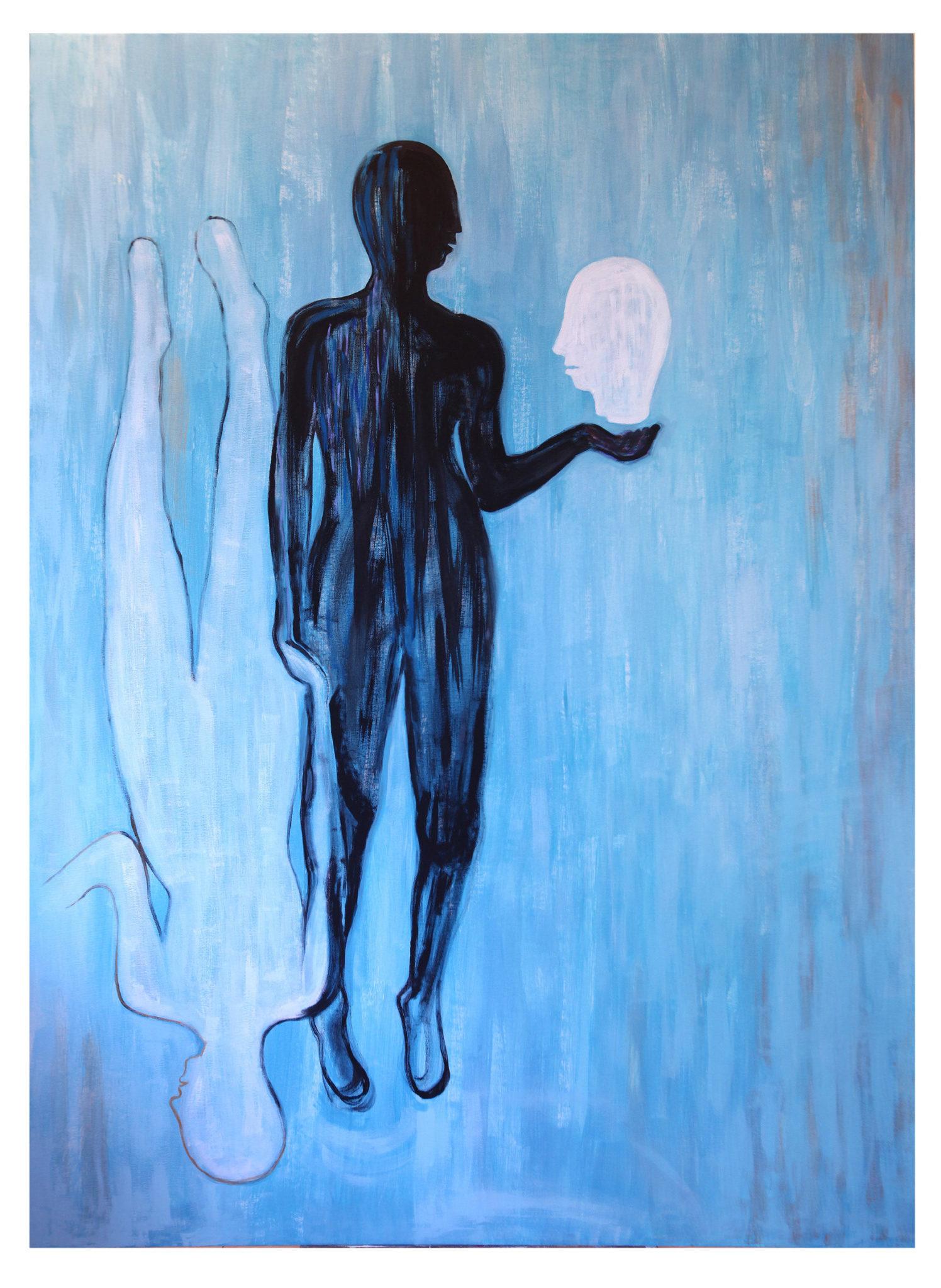 Prorogata al 3/9 la mostra di Laura Zeni a Londra