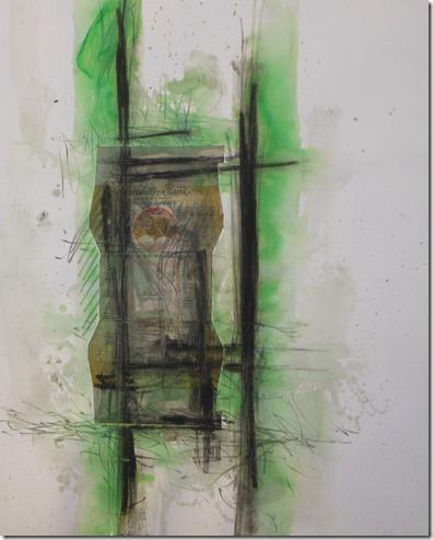Michele De Luca - La natura - 2011 cm70x50