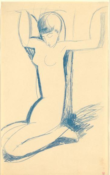 Modigliani all'Estorick Collection di Londra