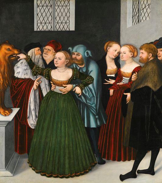 Tesori che valgono 11.6M £ e dipinti antichi da 39.3M £. Record per Cranach da Sotheby's