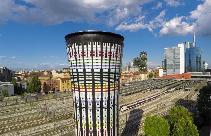 Torre Arcobaleno, Milano