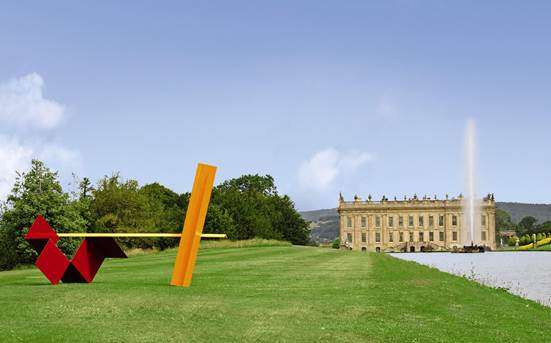 Dieci anni di BEYOND LIMITS, sculture monumentali a Chatsworth