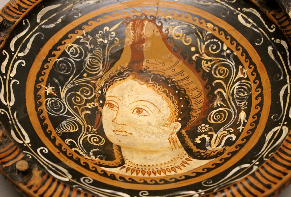 mito e natura dalla grecia a pompei