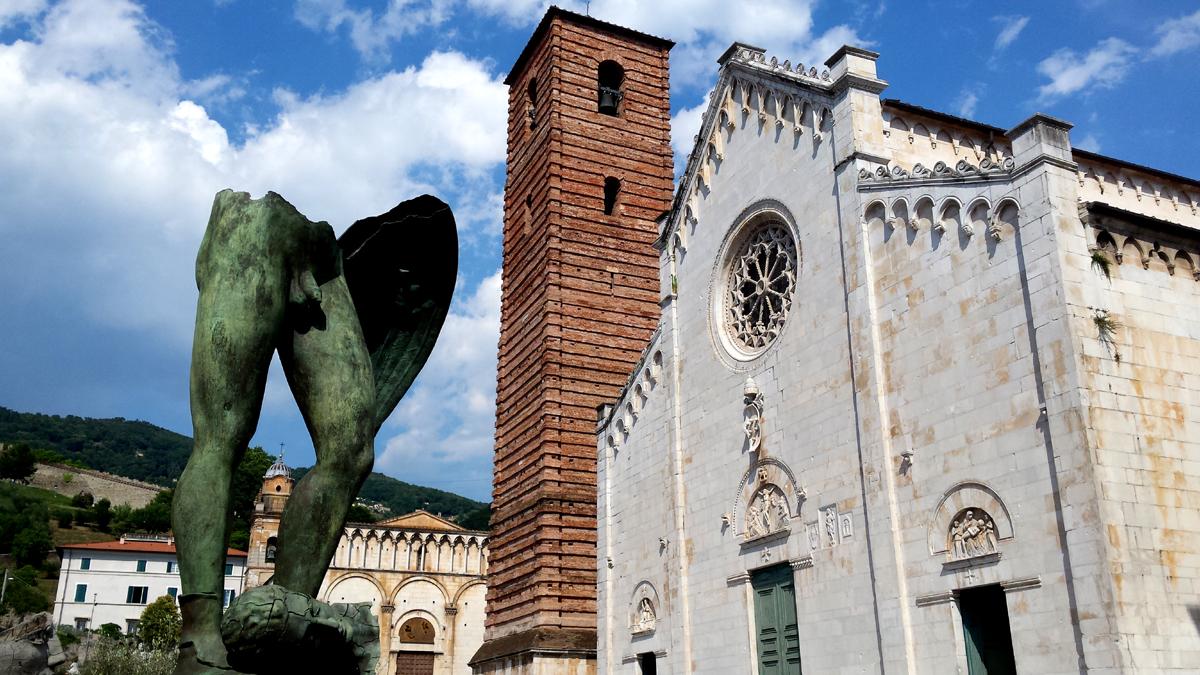 Mitoraj Mito e Musica a Pietrasanta