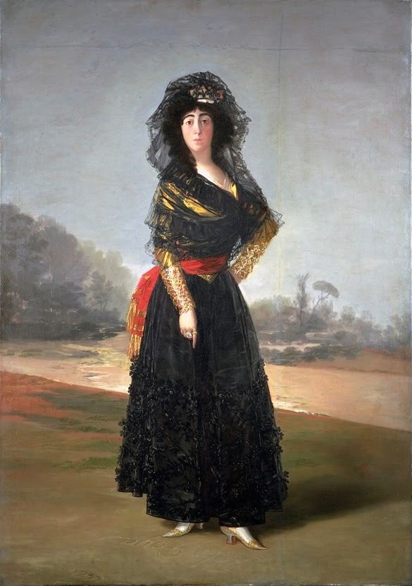 Goya: The Portraits. At the National Gallery, London