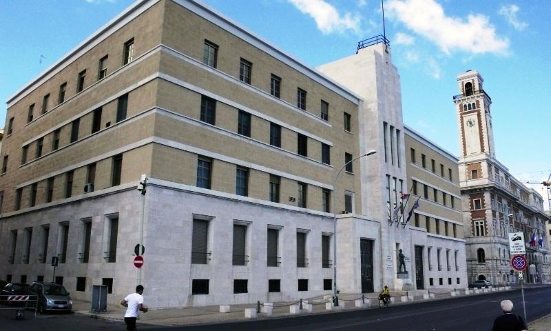 Palazzo della Regione, Bari