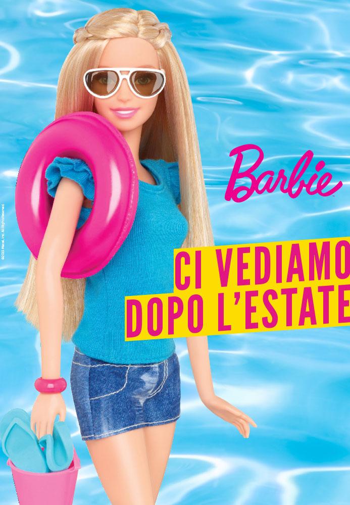 Mostra Barbie al MUDEC di Milano