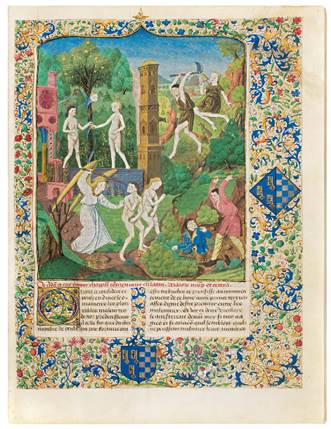 Un manoscritto di Boccaccio al BIAF di Firenze da Jörn Günther