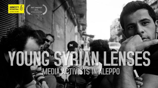 Young Syrian Lenses. Il racconto dalla Siria di Ruben Lagattolla