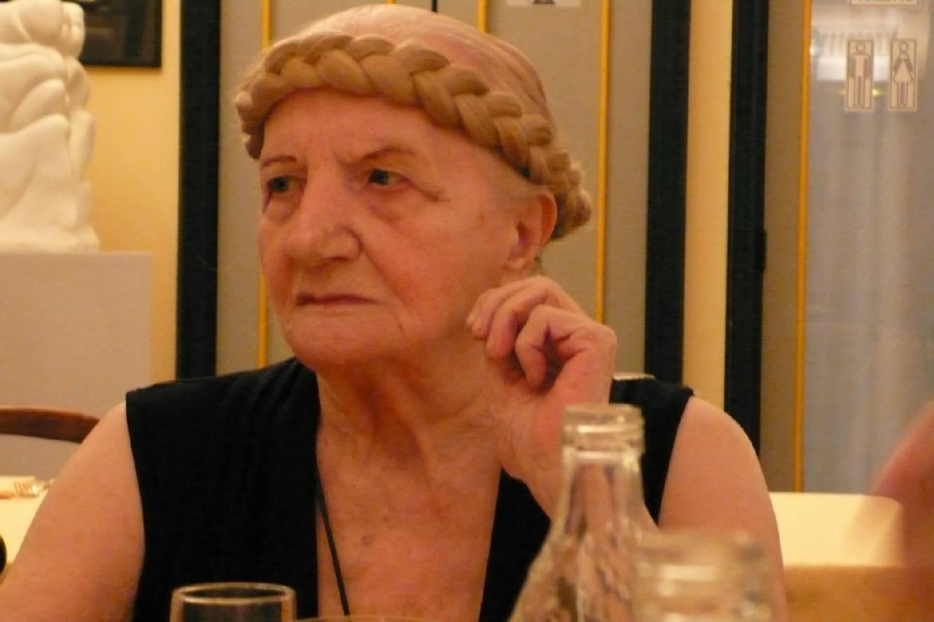 Addio a Carol Rama, l'eccentrica artista torinese