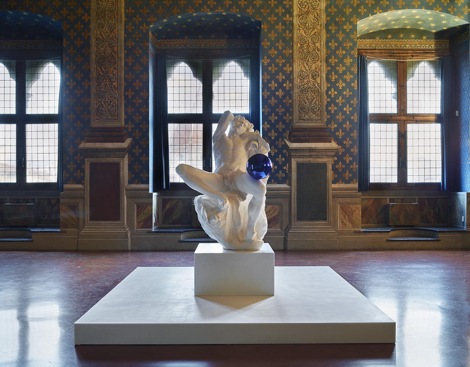 Jeff Koons in Florence. Un dialogo tra Rinascimento e contemporaneità