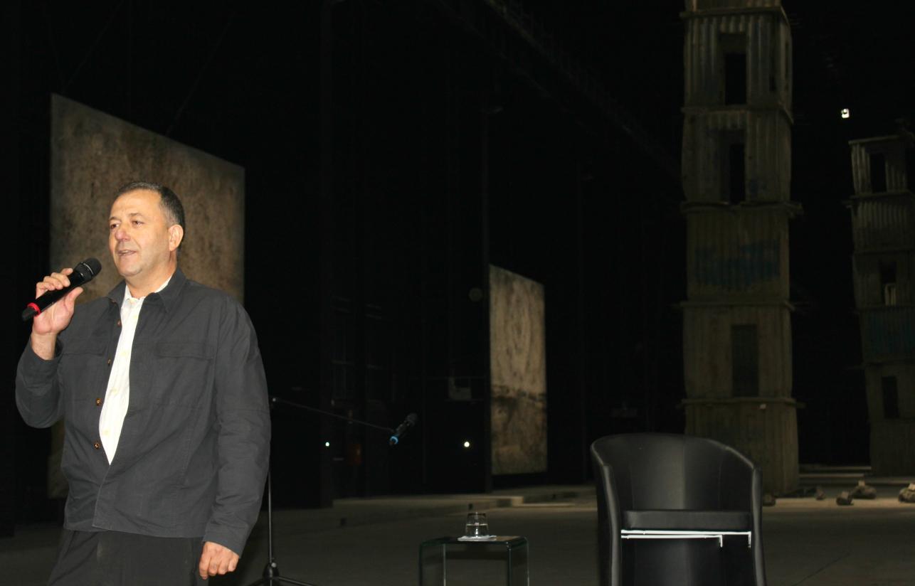 Vicente Todolí, direttore artistico dell'HangarBicocca di Milano