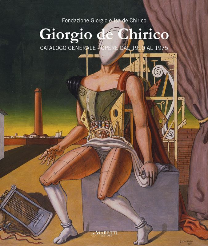 De Chirico: presentazione del Catalogo Generale a Firenze