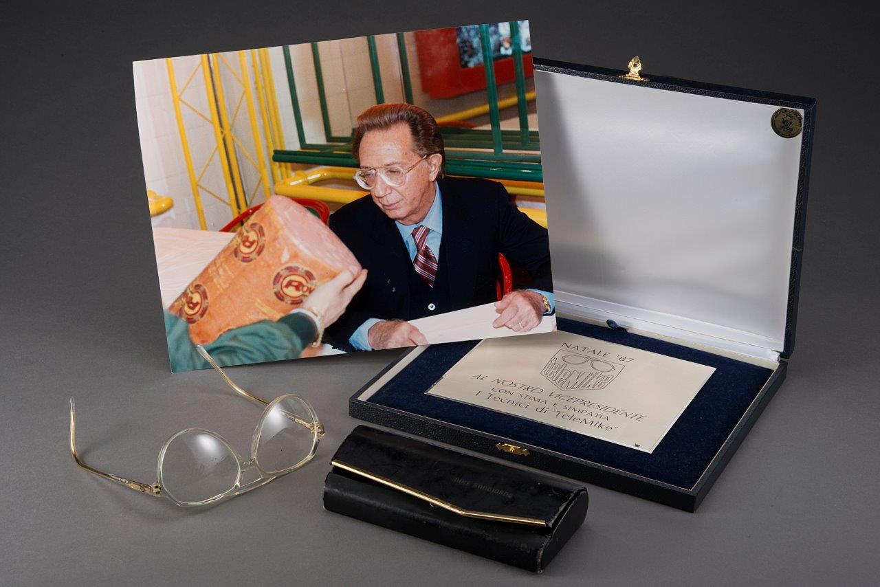 Successo per l'asta di memorabilia di Mike Bongiorno da Il Ponte