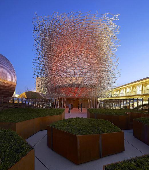 Da Expo alla Biennale. A/R Milano Venezia. Le proposte del Regno Unito