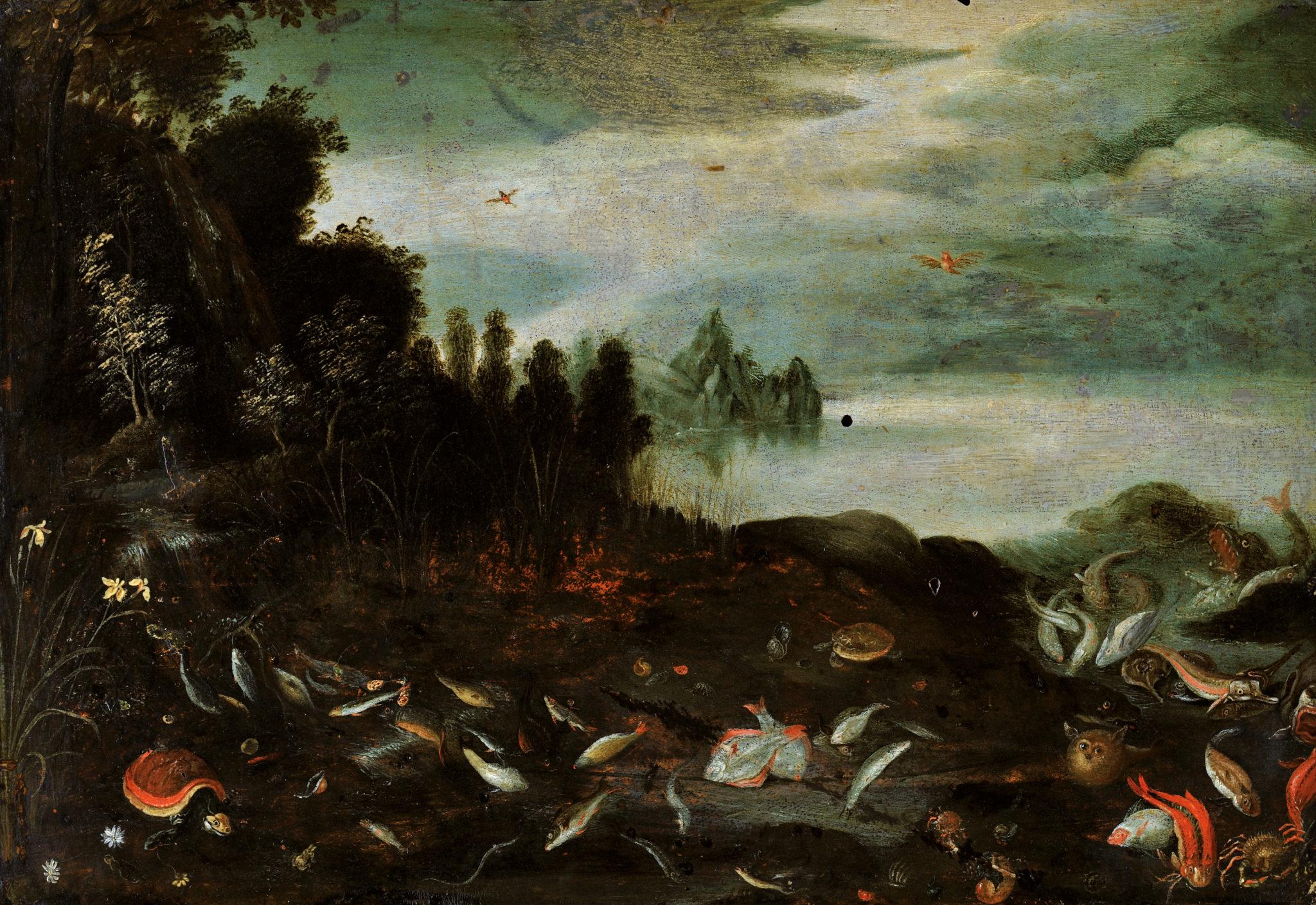 In asta da Pananti un inedito di Jan Brueghel il Vecchio