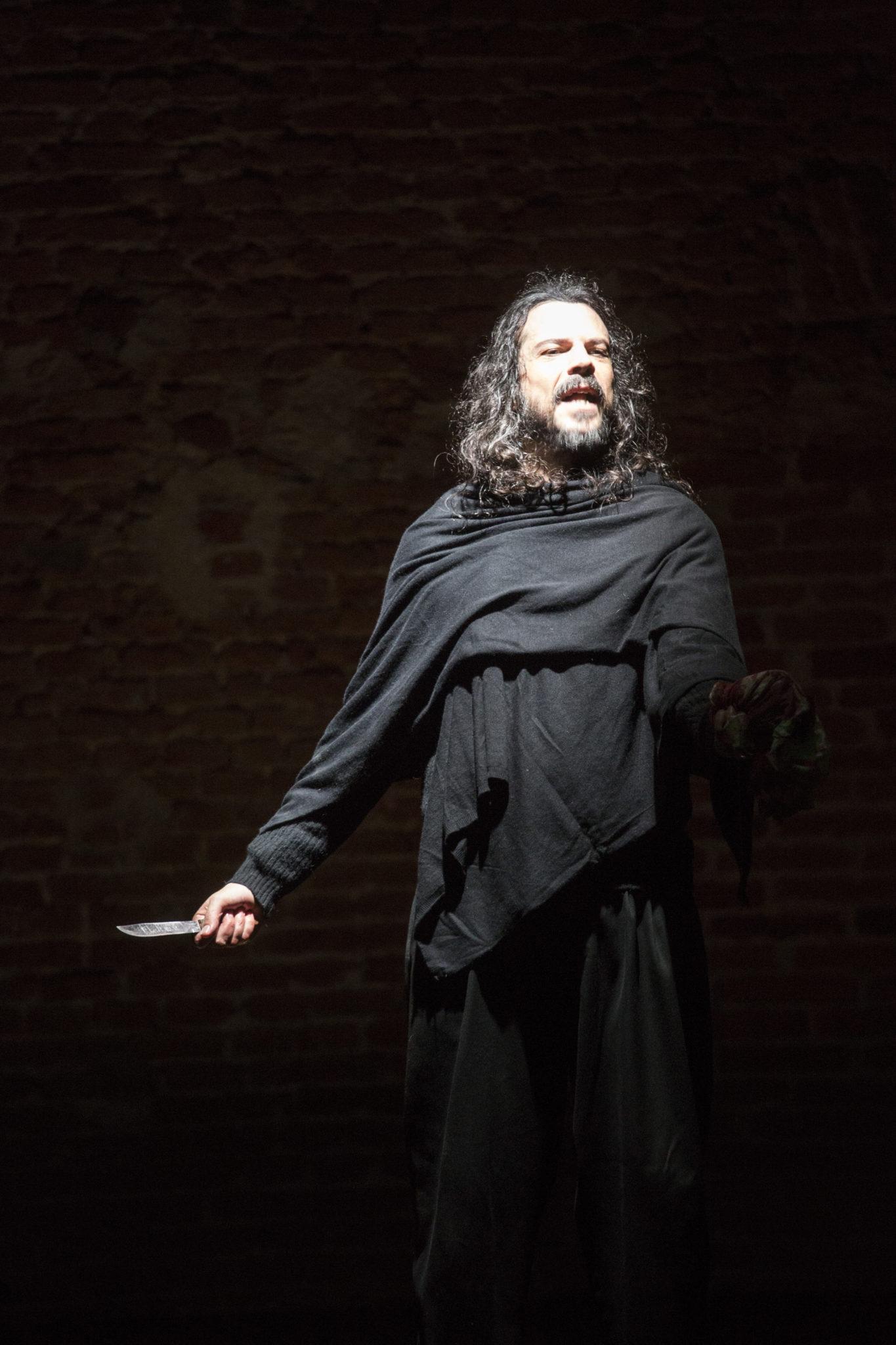Shylock. Io non sono come voi. In scena al Teatro Litta