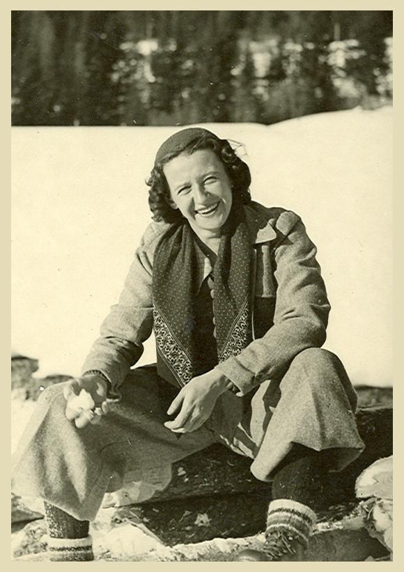 Antonia Pozzi - Madonna di Campiglio_dicembre 1937