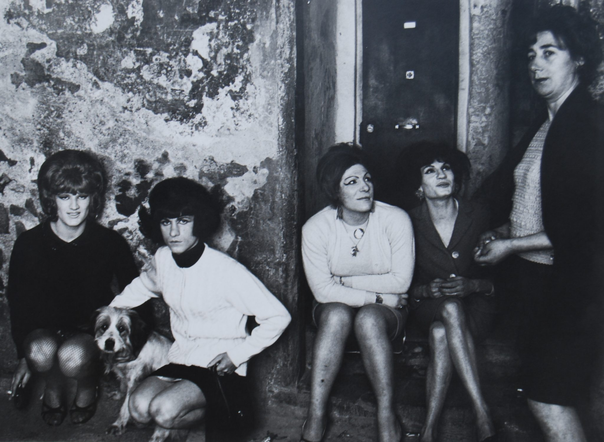 I travestiti, genova, 1965-1971