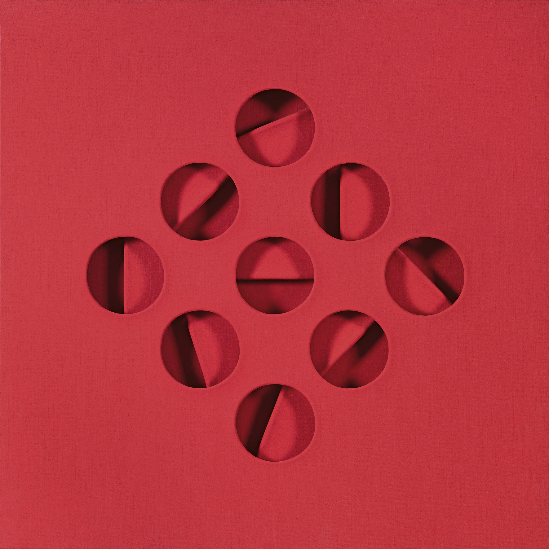 Risultati di spicco per Bonalumi, Lassnig e Richter a Vienna