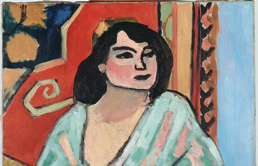 Henri Matisse L'Algérienne, 1909