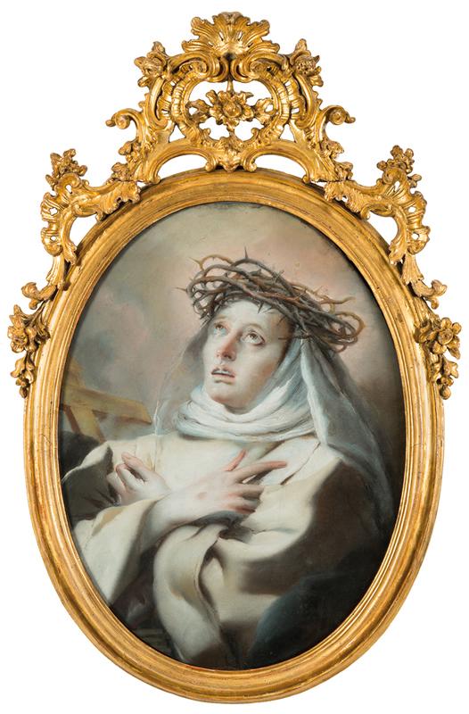 43.750 euro per una Santa Caterina del Tiepolo
