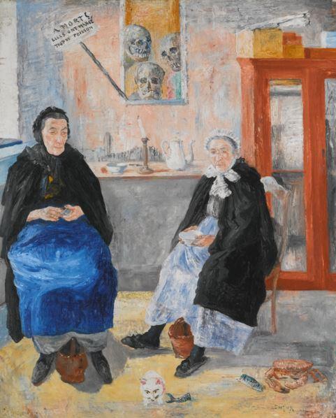 Nuovo record per James Ensor da Sotheby's