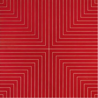Nuovo record per Frank Stella da Sotheby's