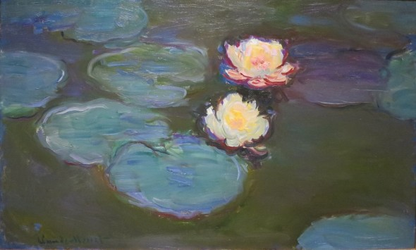 Claude Monet, Ninfee, 1897-1898