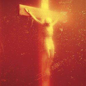 Piss Christ di  Andres Serrano: bandito dal Photolux Festival