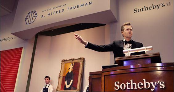 La Collezione Taubman realizza 377 milioni $ da Sotheby's