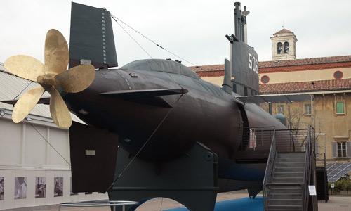 Sottomarino Toti