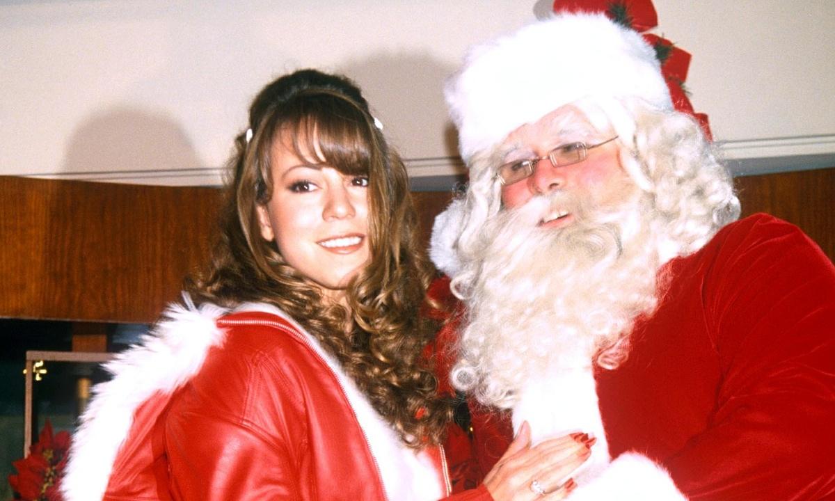 Mariah Carey, la diva che ha salvato il Natale