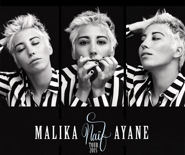 """Malika torna a Milano con il Naif tour e si conferma… """"incantevole"""""""