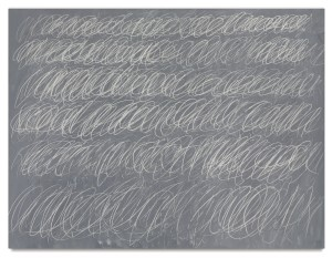Cy Twombly. Untitled - ArtsLife