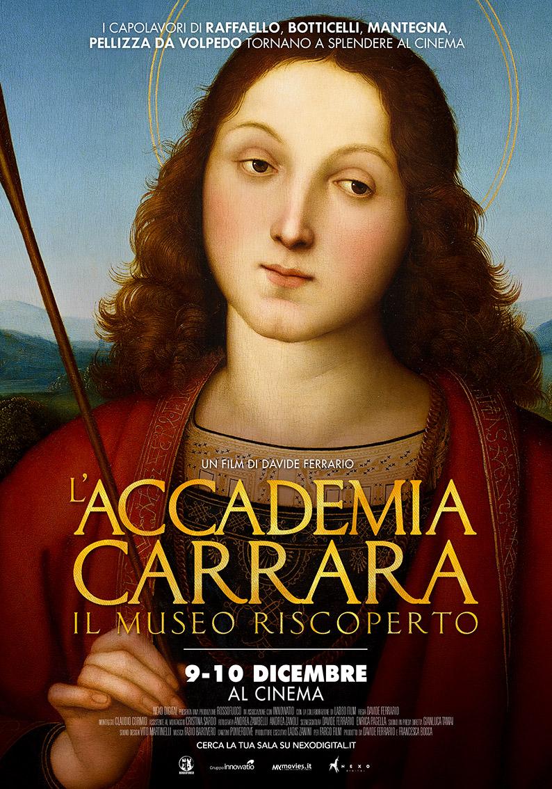 L'Accademia Carrara di Bergamo. Il museo riscoperto al cinema