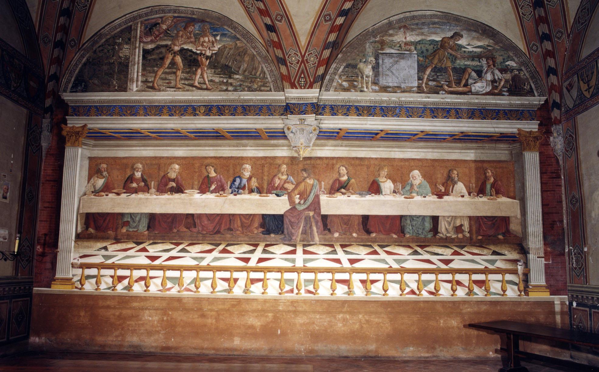 Finito il restauro della Badia di San Michele a Passignano
