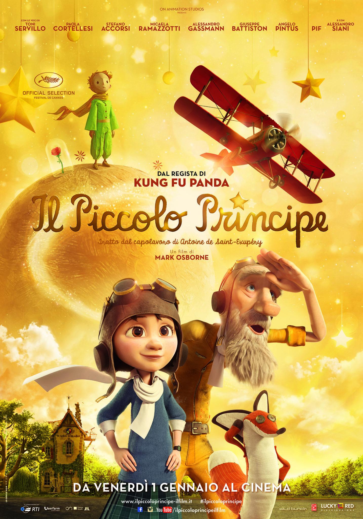 La magia del Piccolo Principe in arrivo a gennaio nelle sale italiane