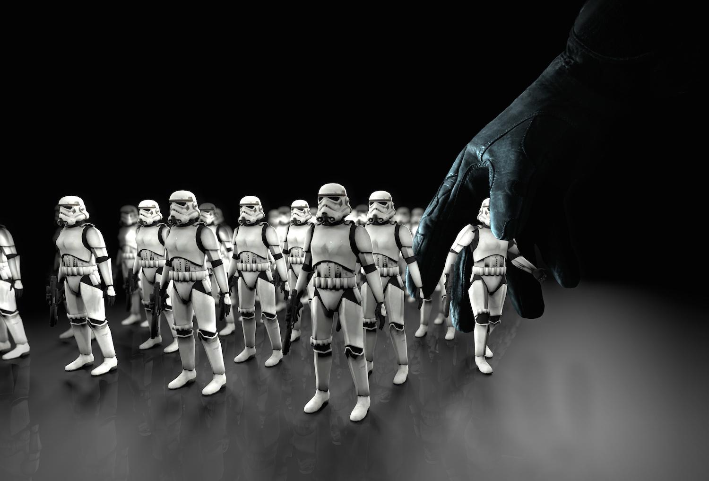 Stormtrooper - Guerre Stellari-Treviso