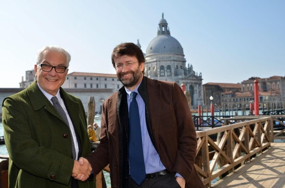 Franceschini riconferma Baratta alla presidenza Biennale di Venezia