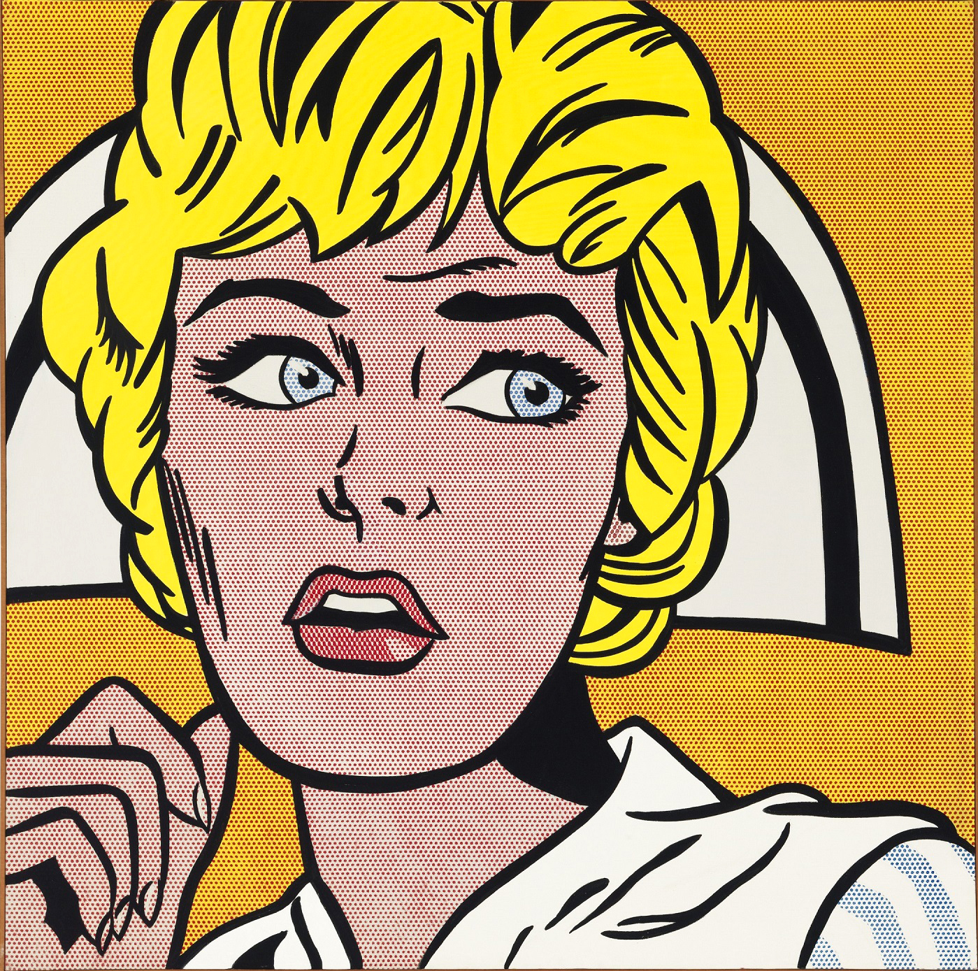 Roy Lichtenstein (1923-1997) Nurse Christie's 9 novembre 2015 New York 95,365,000 U.S. dollars